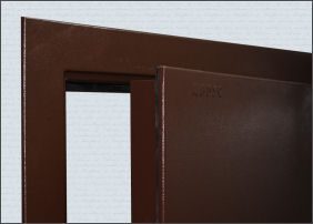 Коробка сейф двери
